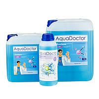 Средство от водорослей в бассейне Альгицид 1 литр Аквадоктор