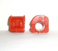 Втулка стабилизатора переднего полиуретан CHERY AMULET ID=18mm OEM:A11-2906013