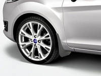 Брызговики Ford Fiesta hb (08-15) / оригинальные передние, кт. 2 шт Код:624678398
