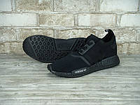 Кроссовки Adidas nmd triple black. Самовывоз Киев. (Реплика ААА+)