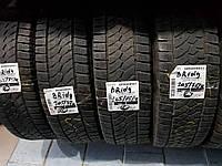 Шины зимние б/у 205/75 R16C Bridgestone пара протектор 5+мм, 2016год, фото 1