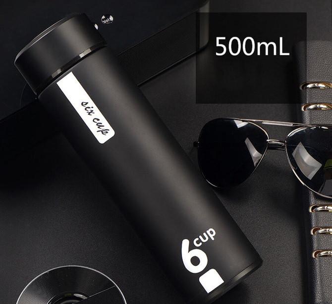 Дизайнерский термос 6 CUP 500 мл