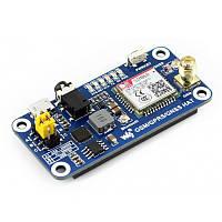 GSM/GPRS/GNSS/Bluetooth HAT для Raspberry Pi, фото 1