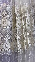 Тюль фатиновый Кувшинка YON-20, фото 2