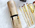 Кисті Zoeva Bamboo в тубусі (8 предметів) (репліка), фото 3