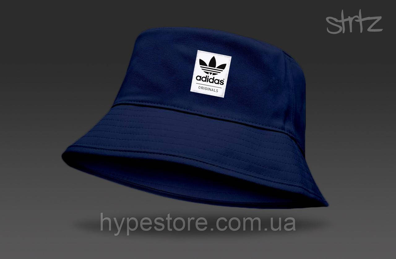 dba6c969b954 Панама, кепка Adidas Originals (темно-синий), Реплика - Интернет-магазин