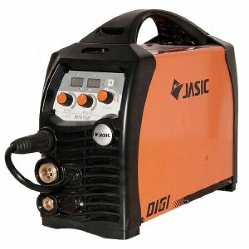 Сварочный инверторный полуавтомат MIG-160 (N227) DIGI Synergic Jasic