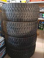 Шины зимние б/у 215/45 R17 Bridgestone протектор 7+мм,  комплект