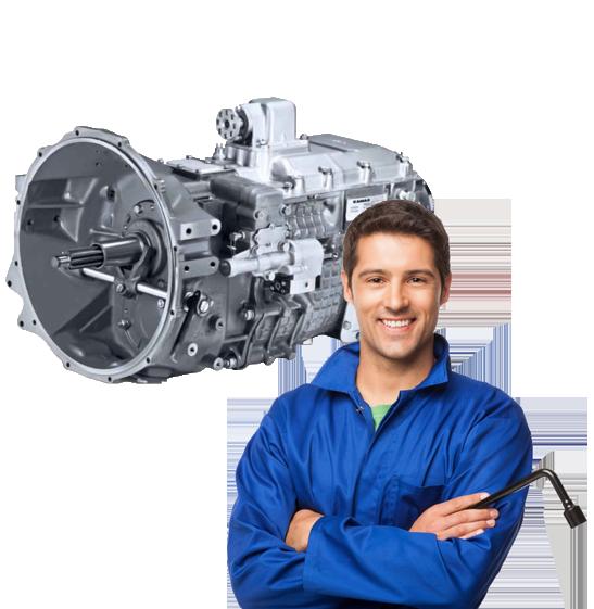 Ремонт КПП Урал - 375,4320,5557