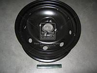 Диск колесный стальной 14х5,5 4x100 ET43 DIA60 RENAULT Logan (КрКЗ) (216.3101015.27), фото 1