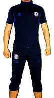 Летний спортивный костюм Челси (Adidas)