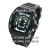 Часы Richard Mille RM-052 Skull All Black реплика