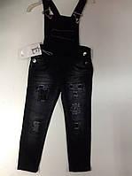 Детский джинсовый комбинезон оптом и в розницу