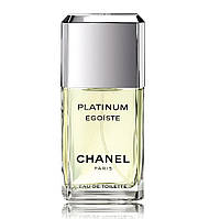Chanel Platinum Egoiste edt 100 ml мужские тестер