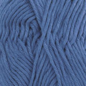 Пряжа Drops Paris, цвет 09 Strong Blue (uni colour)