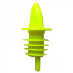 Гейзер барный резиновый желтый Winco