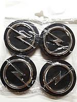 Колпачки, заглушки на диски Opel Опель 60 мм / 56 мм