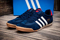 Кросівки чоловічі Adidas Dragon. Темно-сині. 41-45р
