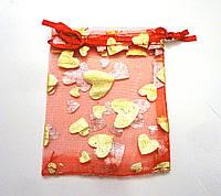 Мешочки подарочные из органзы  8