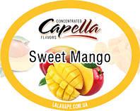 Ароматизатор Capella Sweet Mango (Сладкий Манго) Capella  5мл