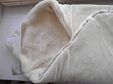 """Одеяло """"Снеговик"""" на овчине, фото 2"""