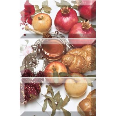 Керамическая плитка для кухни Absolut Comp Honey Декор 3 Арт. 246890