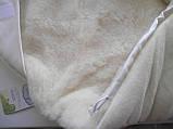 """Одеяло """"Снеговик"""" на овчине, фото 3"""