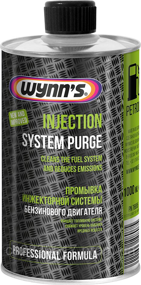 WYNN'S  Жидкость (промывка) для установки FuelServe (бензин) 1л