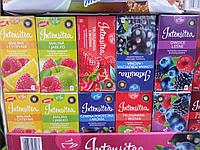 Чай пакетований INTENSITEA в асортименті.20 пакетів.