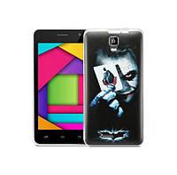 Силиконовый чехол-бампер для телефона Nomi (Номи) i4510 BEAT M Джокер