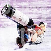 Подставка под бутылку Моряк
