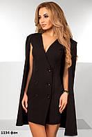 Платье-пиджак женское 1134 фан Код:636770904