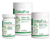 """ХИТОФОС HITOFOS """"DOLFOS"""" поддержка функции почек у собак и кошек, 60 таблеток"""