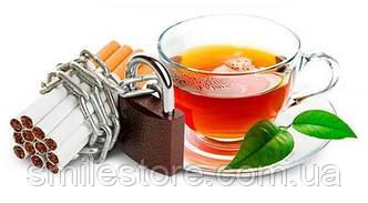 Травяной чай от курения. Купить в аптеке.