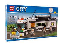 """Конструктор """";CITY""""; Поліцейська спецтехніка  85016 Код:04008516"""