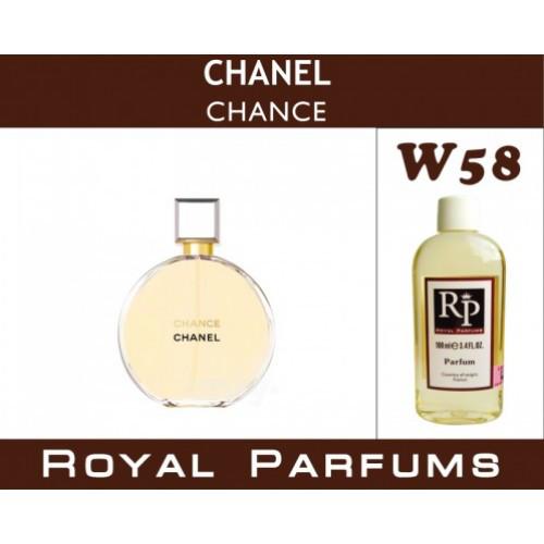 Духи на разлив Royal Parfums W-58 «Chance» от Chanel
