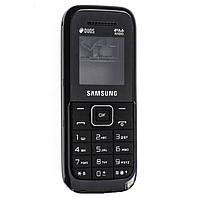 Корпус для Samsung B110E с клавиатурой, черный, оригинал