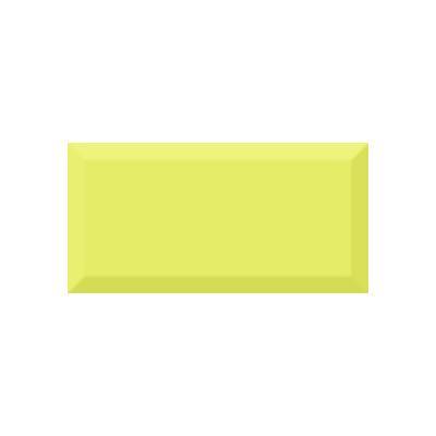 Керамическая плитка для кухни Absolut Monocolor Pistacho Biselado Brillo Арт. 246885