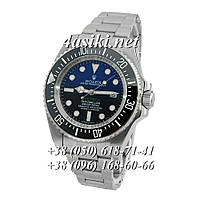 Часы Rolex Deepsea Sea-Dweller Silver-Black