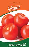 Насіння Томат Ляна червоний 0,2 г ТМ Смачний Професійне насіння