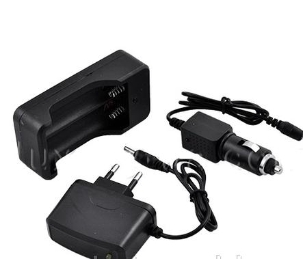 Зарядное устройство на 2x18650 от сети 220V DOUBLE, фото 2
