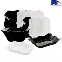 Сервіз Luminarc Authentic Black&White з 19 предметів на 6 персон