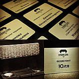 Бейджи для клуб-ресторанов металлические (изготовление за 1 час в киеве на оболони), фото 4