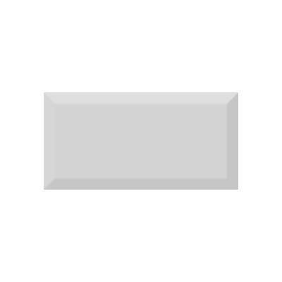 Керамическая плитка для кухни Absolut Monocolor Gris Biselado Brillo Арт. 245631