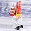 Подставка с ножами для масла