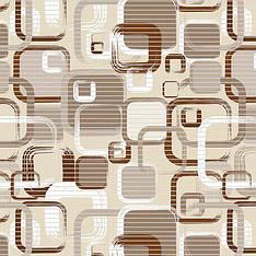 Оригинальный коврик для кухни, коридора, ванной комнаты, ширина  80 см