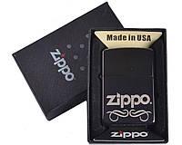 Зажигалка бензиновая Zippo в подарочной упаковке №4732-3