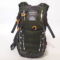 Спортивный рюкзак Deuter термос 35 л зеленый, фото 1