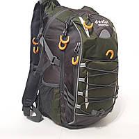 Спортивный рюкзак Deuter термос черный зеленый