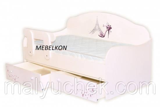 Кроватка диванчик Париж